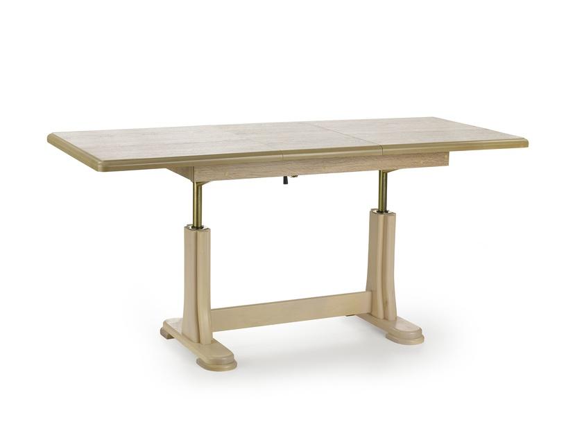 Kohvilaud Halmar Tymon Sonoma Oak, 1640x650x750 mm
