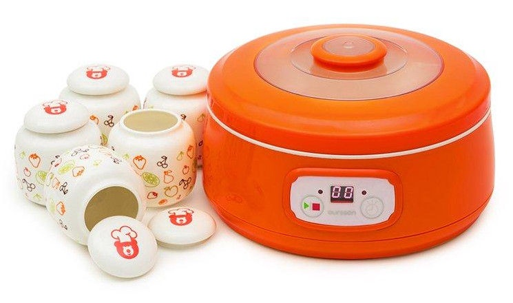 Oursson Jogurt Maker FE1502D/OR