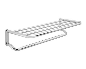 Gedy Canarie Shelf For Towels Chrome