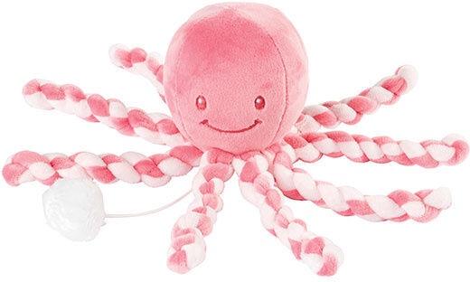 Nattou Lapidou Music Squid Coral Rose
