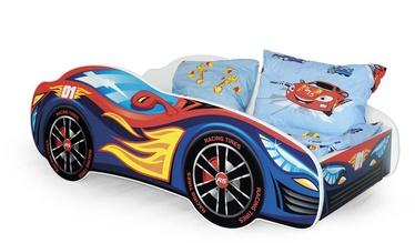 Vaikiška lova Halmar Speed, 151x75 cm