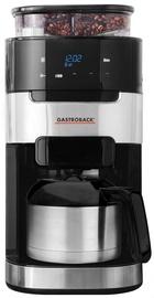 Gastroback 42711_S Coffee Machine Grind & Brew Pro Thermo