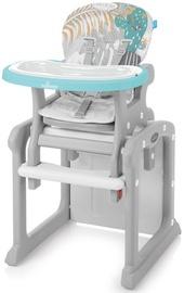 Maitinimo kėdutė Baby Design Candy Turquoise