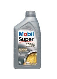 Automobilio variklio tepalas Mobil Super 3000x1, 5W-40, 1 l
