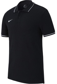 Nike Men's T-Shirt Polo Team Club 19 SS AJ1502 010 Black S