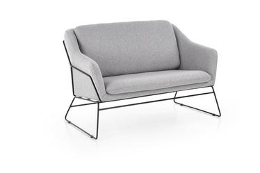 Fotelis SOFT 2 XL, pilka