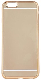 Mocco Mirror Back Case For Samsung Galaxy S6 Gold