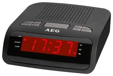 Radijo imtuvas su laikrodžiu AEG MRC 4142