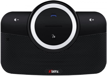 Xblitz Bluetooth Hands Free Set X1000 Black