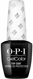 OPI Gel Color Top Coat 15ml
