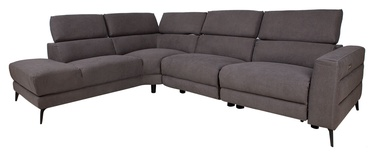 Kampinė sofa Home4you Mercado, 231 x 295 x 77 cm