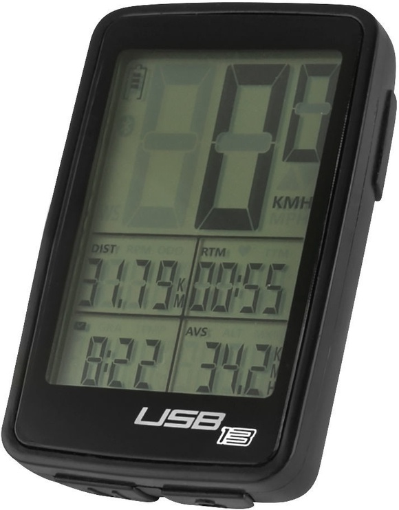 Force USB 13 Cycling Computer
