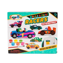 Rotaļu komplekts Mould and Paint Racers 8507