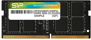 Operatīvā atmiņa (RAM) Silicon Power SBSIP4G08320B02 DDR4 (SO-DIMM) 8 GB