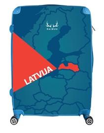 Raibum Travel Bag Large 92l 30250185