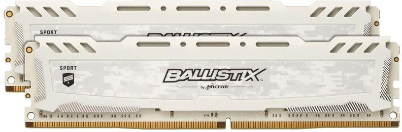 Crucial Ballistix Sport LT 8GB 2666MHz CL16 DDR4 DIMM KIT OF 2 BLS2C4G4D26BFSC