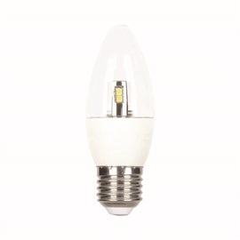 SPULDZE LED 6W E14 827 B38 DIM CL (GE)