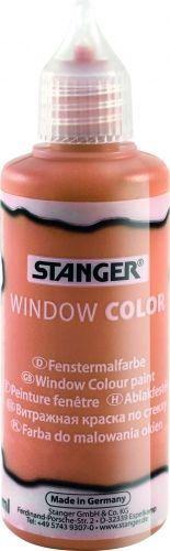 Dažai langams Stanger 300017, rudi, 80 ml