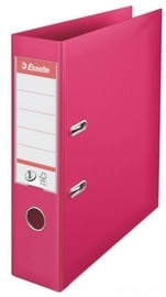 Esselte No.1 Solea Lever Arch File PP 7.5cm Pink
