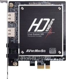 AverMedia C985 Live Gamer HD Video Grabber + RECentral