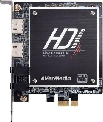 AverMedia C985 Live Gamer HD Video Grabber + RECentral