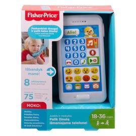 Интерактивная игрушка Fisher Price ggk38