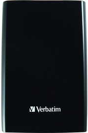 "Verbatim 750GB 2.5"" Store'n'Go GEN 2 USB 3.0 Black Slim Design"