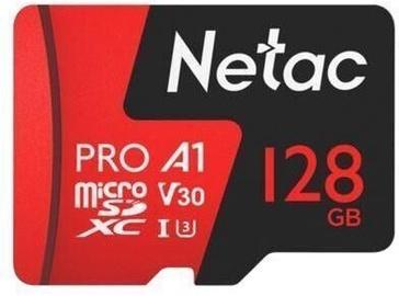 Карта памяти Netac P500, 128 GB
