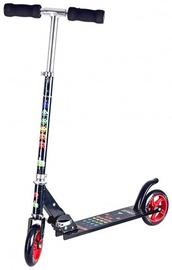 Spokey Game Scooter 145 mm Black / Red