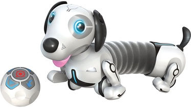 Robotas šuniukas Taksas Silverli Robo Dackel