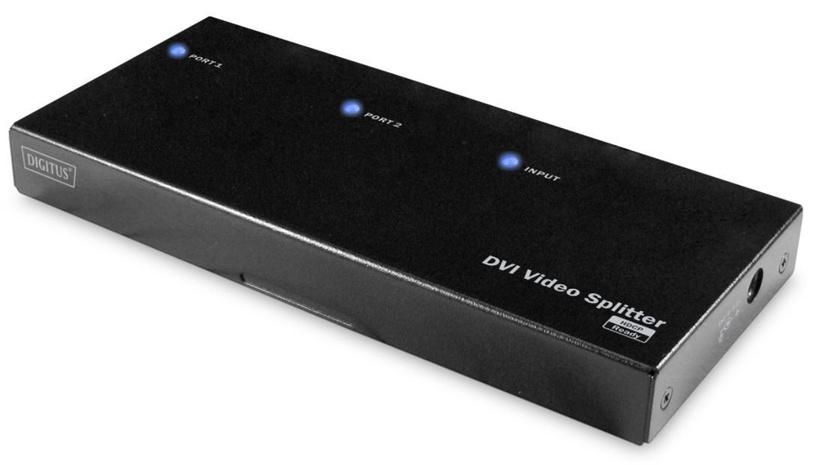 Digitus Video / Audio Splitter DVI x 2