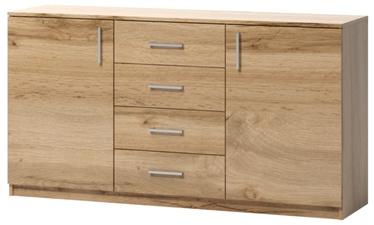 Kumode WIPMEB Tatris 04 Wotan Oak, 160x40x80 cm