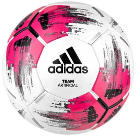 Adidas Team Artificial Ball White/Pink Size 5