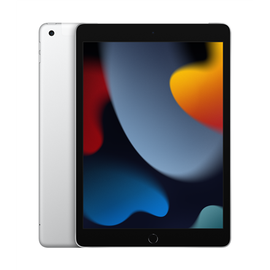 Планшет Apple iPad 9, серебристый, 10.2″, 4GB/256GB, 3G, 4G