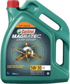 Castrol Magnatec Stop Start 5W30 C3 Engine Oil 5l