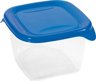 Curver Food Container Square 0,45L Fresh&Go Blue