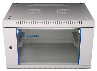 "Extralink Wall Rack Cabinet 19"" 6U 8567"