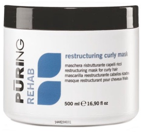 Pūring Restructuring Curly Mask 500ml