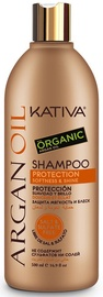 Šampūns Kativa Argan Oil, 500 ml