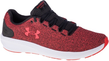 Under Armour Charged Pursuit 2 Twist 3023304-003 Black/Red 45.5