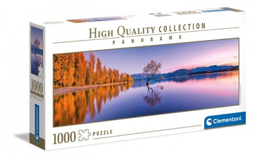 Clementoni Puzzle Panorama Lake Wanaka Tree 1000pcs 39608