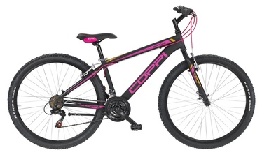 "Dviratis Coppi RMD27221B 38cm 27.5"" Black Purple"