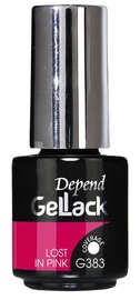 Depend GelLack Lost In Pink 5ml