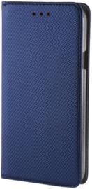 GreenGo Smart Magnet Book Case For Huawei Mate 10 Dark Blue