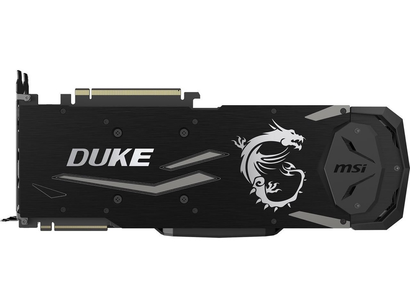 MSI GeForce RTX 2080 DUKE 8G GDDR6 OC GEFORCERTX2080DUKE8GOC