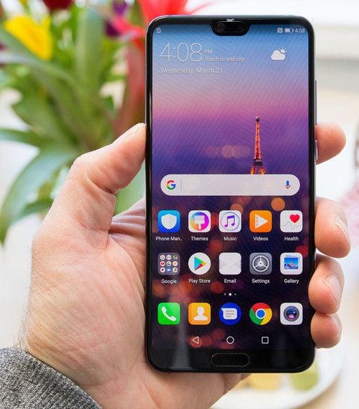 Mobilus telefonas Huawei P20 Pro 128GB Black