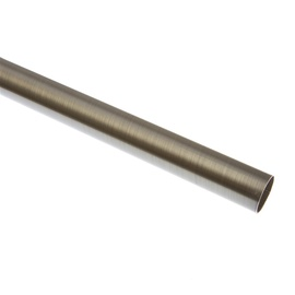 Aizkaru stangas stienis D19, 140cm, zelts