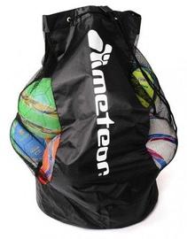 Kamuolių maišas Meteor Ball Bag 75604 Black