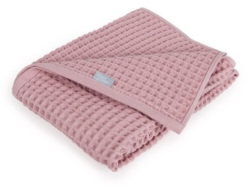 Ceba Baby Waffle Line Blanket Pink 90x90cm