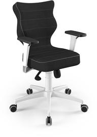Entelo Perto White Office Chair TW17 Anthracite